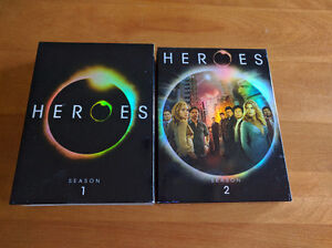 Heroes season 1 - 2 saisons