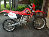 Honda XR 250 In Amazing Condition