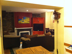 Spacious, 2 bedroom heritage condo for rent