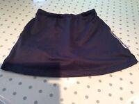 Bournside School pe skirt size 22/24
