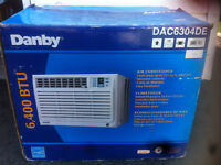 Danby 6400 BTU Air Conditioner For Sale