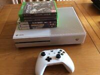 Xbox one plus games bundle