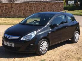 2012 Vauxhall Corsa 1.3CDTi 16v Ecoflex ( 75ps ) with Air Conditioning