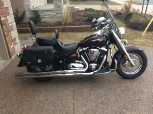 2005 Yamaha Road Star 1700 cc / 28K KM / excellent condition