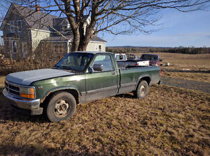 1996 Dodge Dakota Slt Pickup Truck