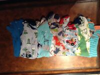 Gently used Boys Cotton PJ's 12 months