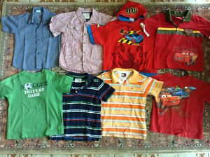 Boys Fall/Winter  Clothes -5T