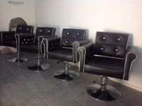 Salon chair, hydraulic barber chair, salon furniture chair