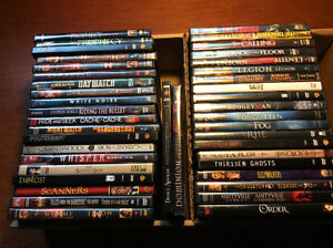 DVD Horror Movies