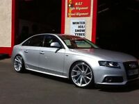 B8 Audi A4 sline kit for se and sline modles brand new