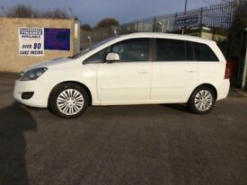 Vauxhall/Opel Zafira 1.7TD ( 108bhp ) ( Special Model ) 2011.5MY Excite