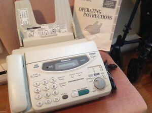 PANASONIC FAX & PHONE