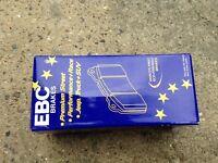 Bmw 3 series e90 e91 e92 e93 ebc yellow stuff brake pads