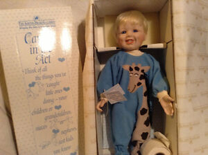Porcelain Doll~~in Original Box Kawartha Lakes Peterborough Area image 2