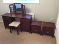 Bedroom furniture - price reduced from £175 to £125