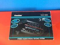 Camlink VMX 500 Stereo Audio / Visual Editing System