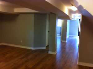 Weston & 401, 2-BR walk-out basement $1200+utils renovated