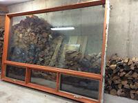 Gande fenêtre panoramique à vendre ;à prix symbolique