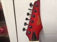 Redwood Electric Guitar price reduced