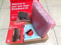 Virgin cable router Super Hub 2 brand new unopened