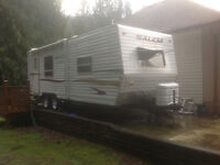 Salem Edge Travel Trailer 2009