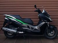 Kawasaki SC J300 ABS 2016. Only 5865miles. Nationwide Delivery Available.