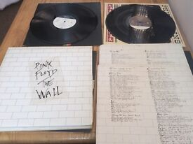 Pink Floyd - The Wall. Gatefold sleeve