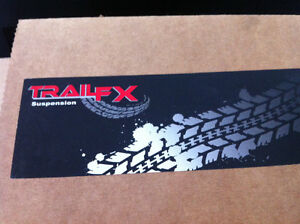 Trail fx level kits
