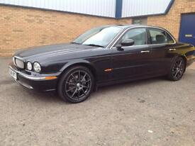 Jaguar XJ6 V6 3.0 ltr SE AUTO 2004 IN BLACK, S/HISTORY, 82,000 MILES, LOVEY CAR