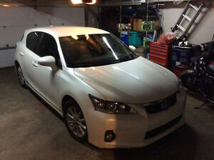 2013 Lexus CT 200h Berline