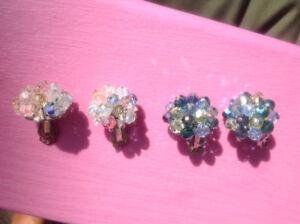 Laguna Vintage Crystal Earnings