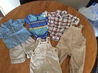 Boys summer bundle 0-3 months