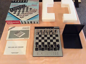 Computerized Chess from Radio Shack