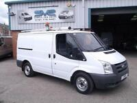 2008 08 FORD TRANSIT SWB LOW ROOF 300 WITH 71000 MILES FSH 1 OWNER CHOICE OF 5