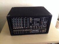 carlsbro 8400 DSP 400watt pa amp