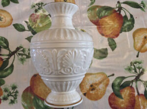 Lenox vase with gold trim - only $25