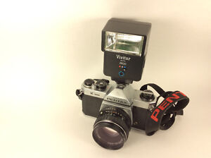 Pentax K1000 SLR Film Camera - Great Condition