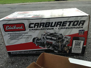 Used Edelbrock carb and Comp cam