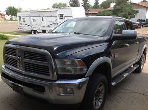 2012 Ram 2500 Laramie Pickup Truck Sask tax paid
