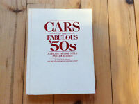 Cars of the 50's by James M. Flammang $20