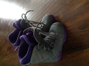 Ladies Forum snowboarding boots