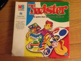 MB Games Twister