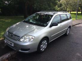 2004 Toyota Corolla 2.0 D4D-12 months mot-1 owner-full history-great value