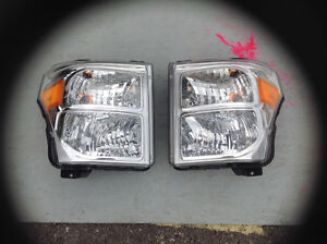 NEW HEADLIGHTS (2) FORD SUPERDUTY F250 F350 F450 F550 2011-2016 Peterborough Peterborough Area image 1