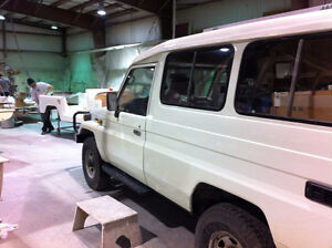 1989 Toyota Land Cruiser Troopy, SUV, Crossover