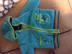 5$ fall/ spring jacket 9-12 months