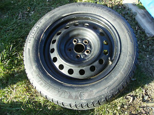 winter tires and rims Cornwall Ontario image 1