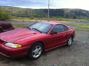 1995 Mustang GT 5.0L 5 speed