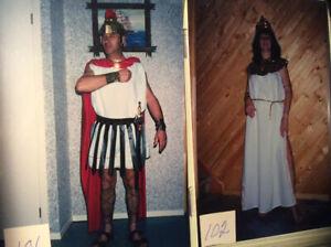 Costumes d'halloween pour adultes et enfants, vente pour le lot