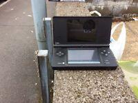 Nintendo DS black